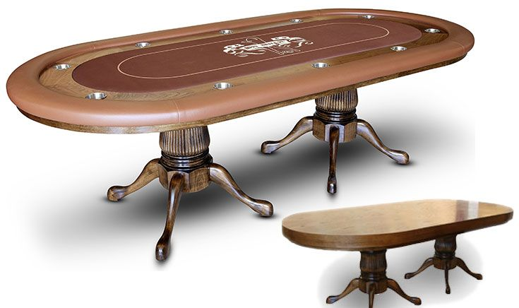 Dining Table Top With Sides Poker Table Custom Poker Tables Poker Table Plans