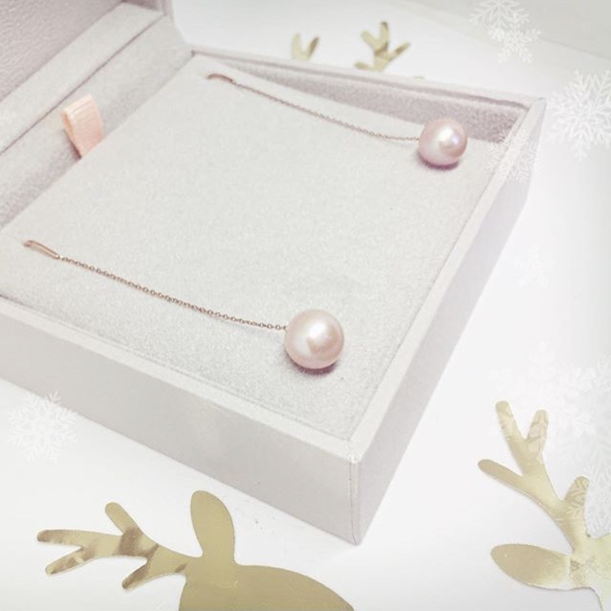 collier perle guerin