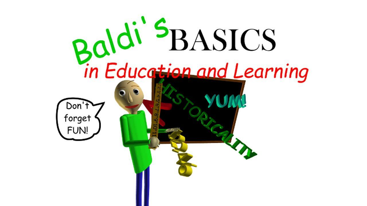 Hurts So Good Baldi S Basics Baldi X Female Reader Lemon 8