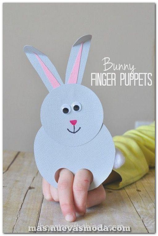 75 manualidades divertidas y económicas de Pascua para niños, preescolares y niños pequeños