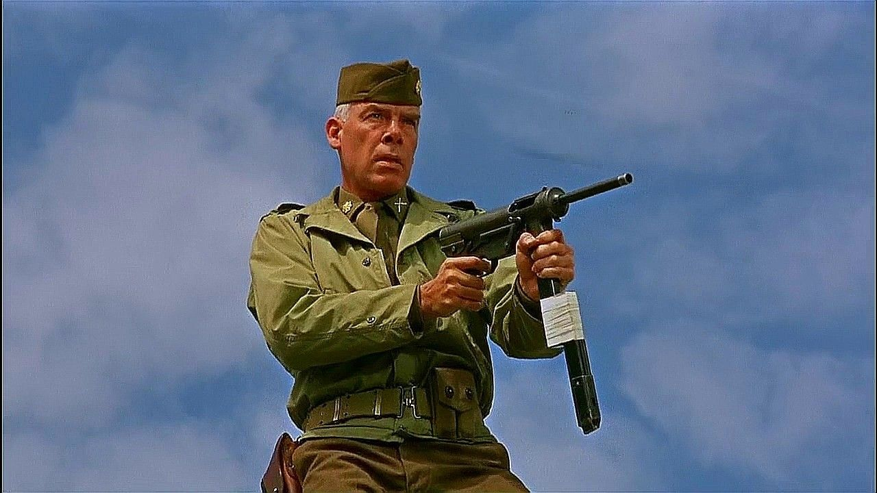 Lee Marvin Lee Marvin Dirty Dozen 8sJaTAXYSnxKK4Oadj7FPmeCh5Gjpg lee