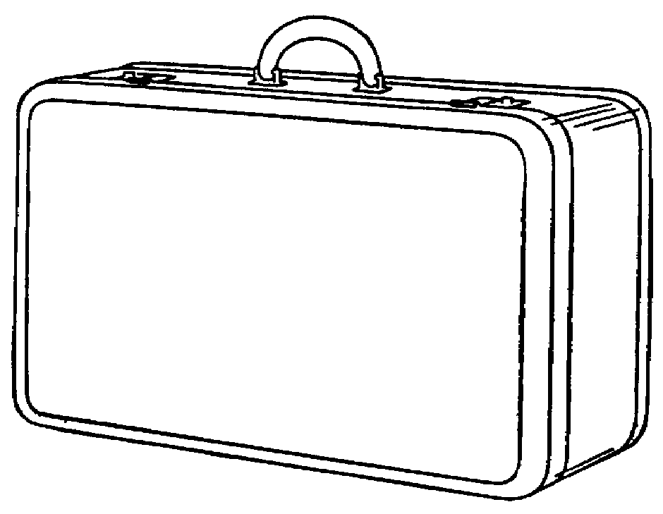 Free Luggage Cartoon Black And White Download Free Clip Art Free Clip Art On Clipart Library Clip Art Free Clip Art Clipart Black And White