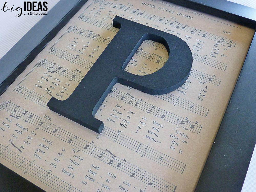 Diy music teacher gift in 5 minutes under 10 music