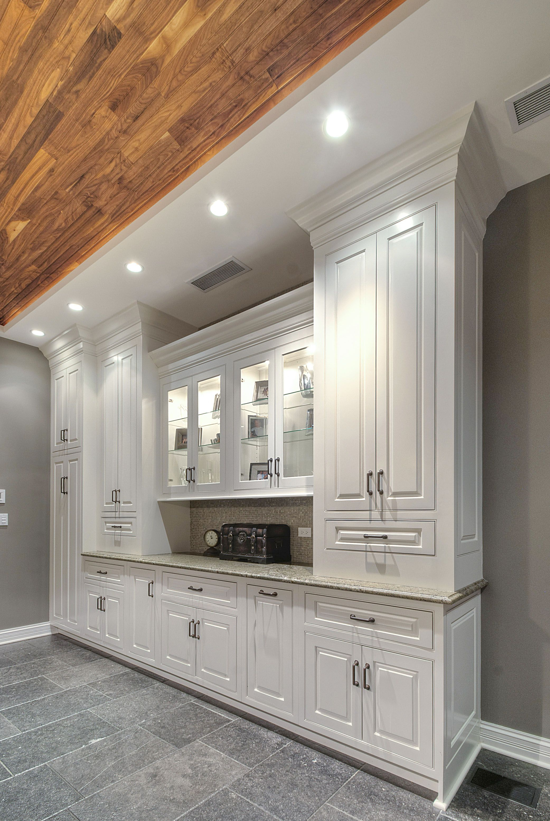 Image Top Of Cabinets Inset Christopher Pea Design Custom Kitchens