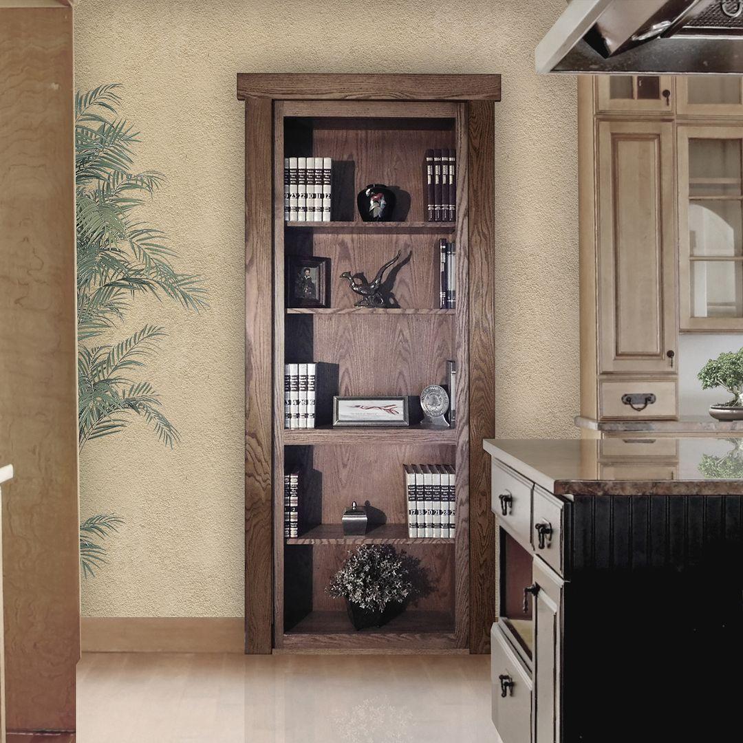 Bookcase or door how about both murphydoor doboth