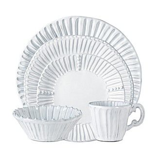 VIETRI Incanto Stripe Dinnerware