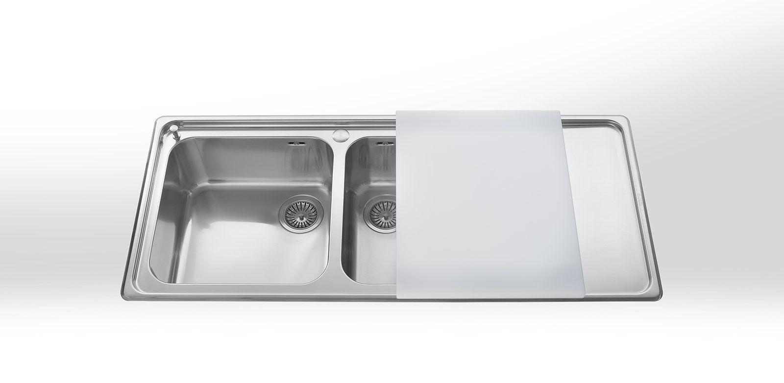 Lavandino Cucina Con Gocciolatoio come scegliere lavelli e lavandini per la cucina (con