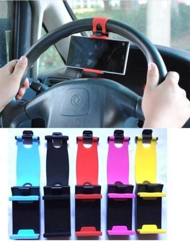 Soporte-para-telefono-movil-montaje-hebilla-clip-de-zocalo-en-coche-volante-para-iPhone-6