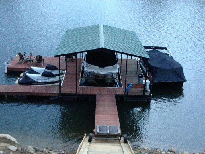Covered dock for the lake lakelife lake dock lake