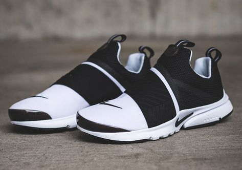Nike Air Presto Extreme White Black 870020-100