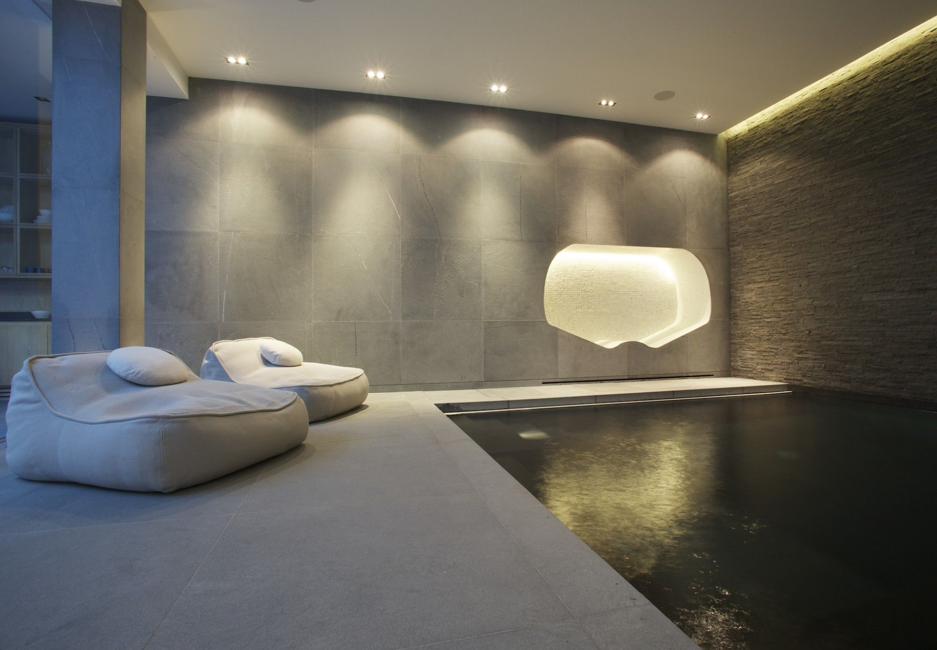 basement swimming pool london - guncast swimming pools ltd