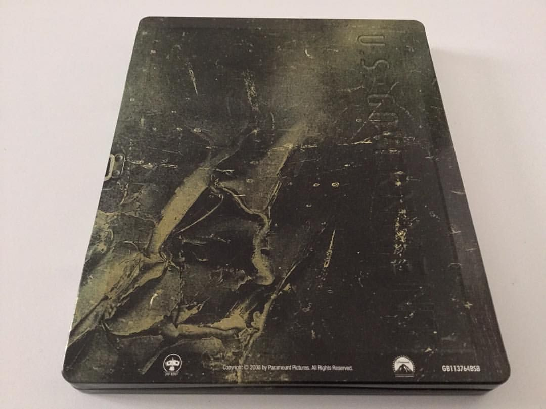 #1Day1Steelbook Cloverfield BluRay Steelbook from UK  @zavviuk #steelbook #steelbookfan #steelbookaddict #steelbookcollection #bluray #bluraysteelbook #dvd #movie #UKSteelbook #cloverfield #cinema #collection #Fan #moviecollection #collector #edition #film #mattreeves #michaelstahldavid #mikevogel #odetteyustman #lizzycaplan #jessicalucas #tjmiller #badrobot @bad_robot