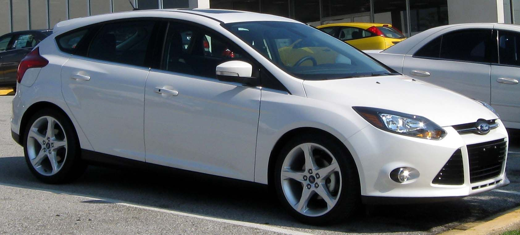 Ford focus iii hatchback tdci hp econetic start stop technical specifications fuel economy consumption