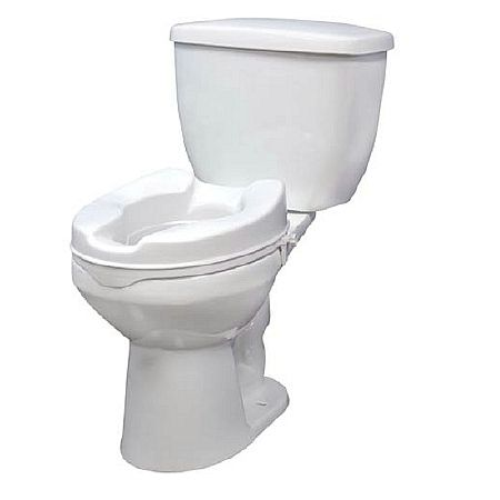 Tremendous Nova Medical Products 8346 Toilet Seat Riser Hinged Ncnpc Chair Design For Home Ncnpcorg