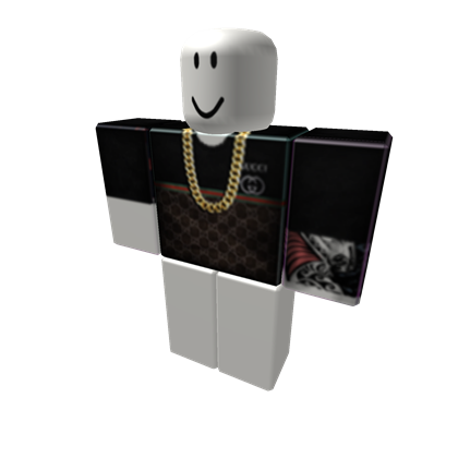 ff545ac1a6ac9 💯Gucci Tee w Chains and Tattoos💯 - ROBLOX