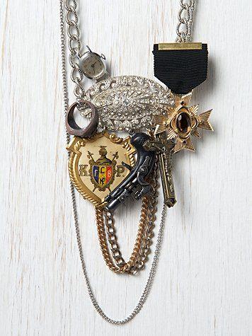 One Of A Kind Verona Necklace