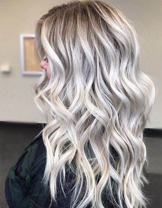 Best Hair Color Ideas of Balayage Hair In 2019