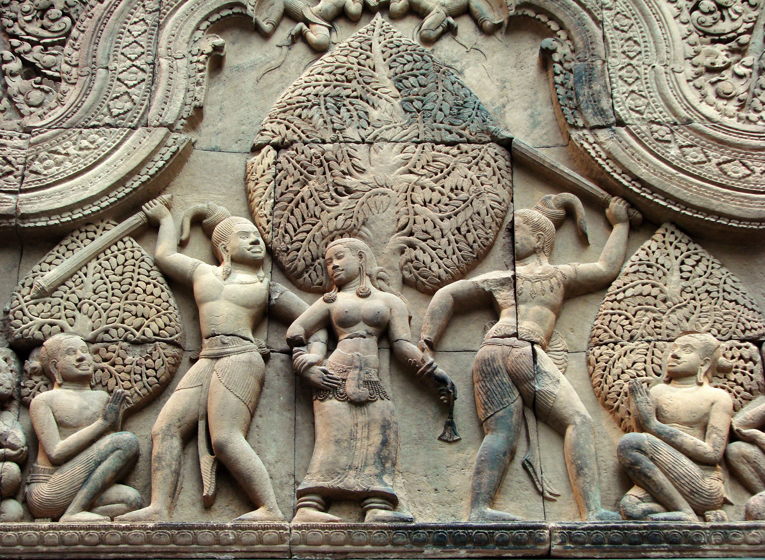 Ancient cambodia history arts and literature places to visit