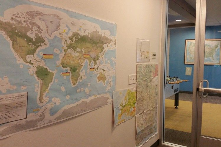 Even as We Navigate the Digital Era, Paper Maps Refuse to ...