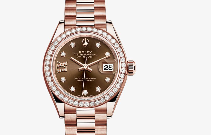 Lady-Datejust 28 #rolexwatches #rolex #womenwatches  #luxurywatches #GEARYS #rolexwatchesforwomen #womenluxurywatches http://www.gearys.com/rolex