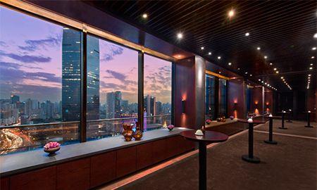 The #Puli #hotel and #spa u2013 Shanghai Situé au cœur de #Shanghai - modernes design spa hotel