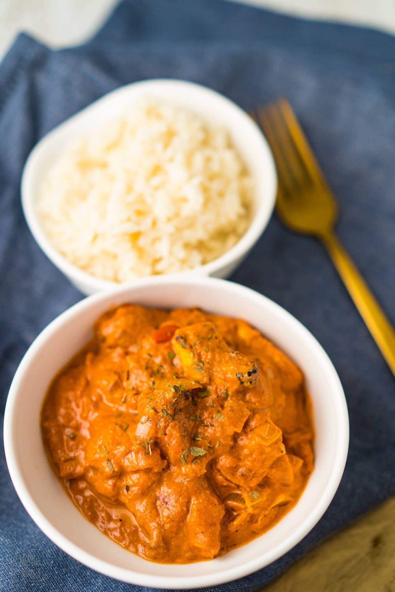 Rezept: Chicken Tikka Masala – Indisches Gericht – Gernekochen.de