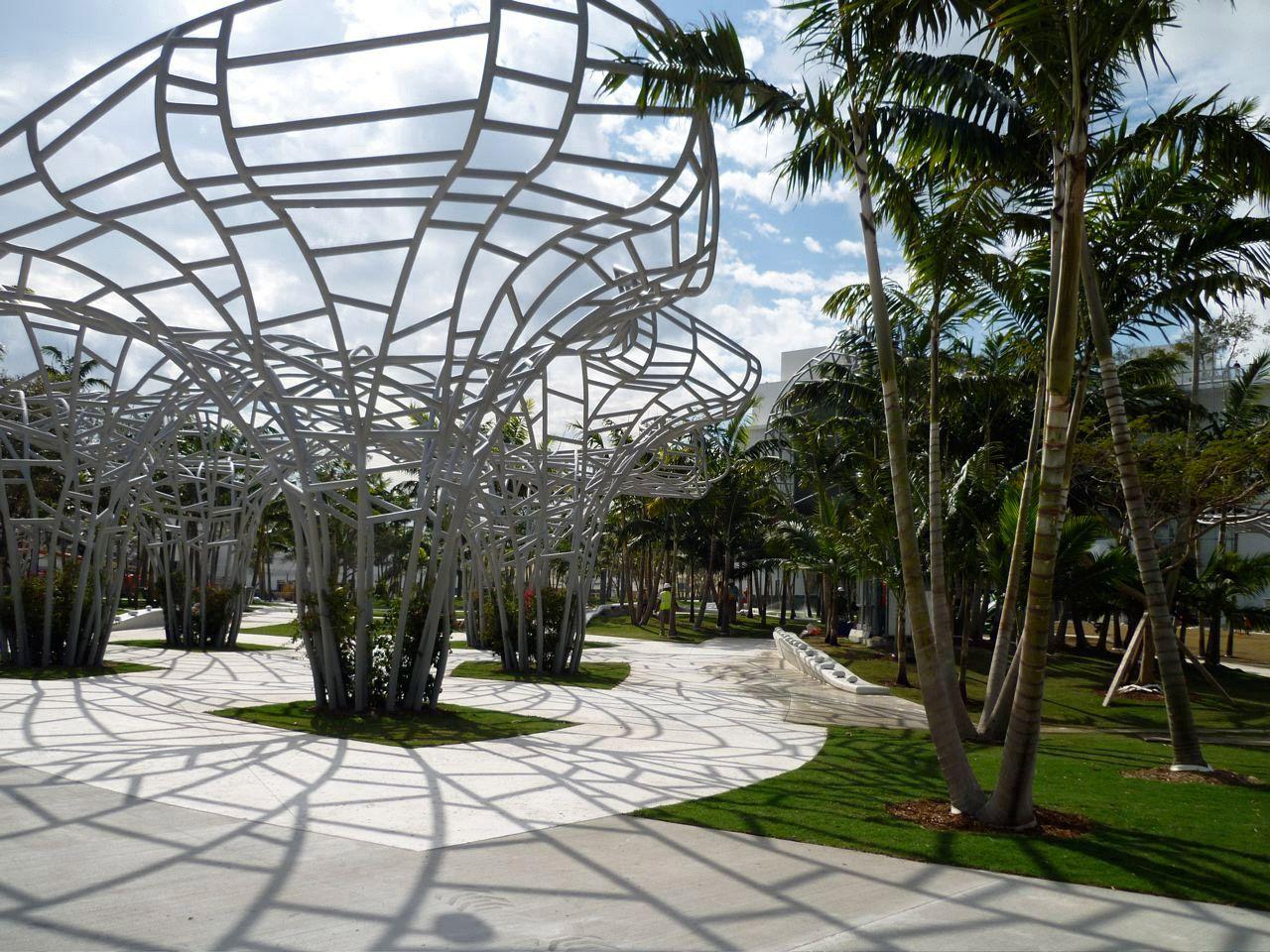 Landscape design topography miami beach soundscape for Landscape design miami