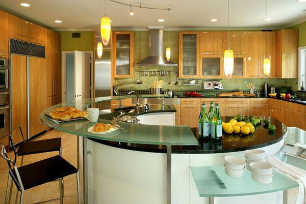 The Advantages Of Having A Great Kitchen Island Designs  Island Fair Modern Kitchen Island Design Inspiration Design