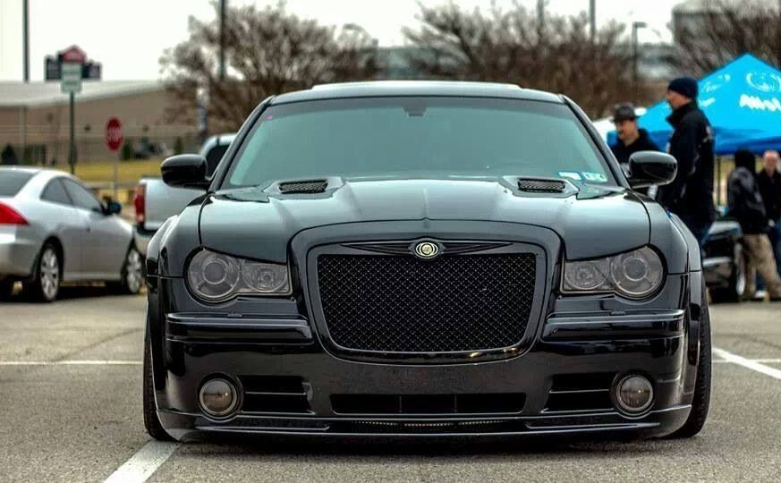 Best 25 chrysler 300c hemi ideas on pinterest chrysler - 2007 chrysler 300 custom interior ...