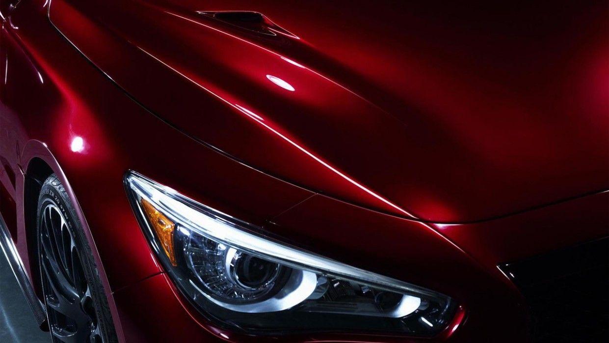 2021 Infiniti Q50 Coupe Eau Rouge Style