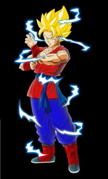 Shaun Transformaciones Dragones Saiyajin Dios Dragon Ball