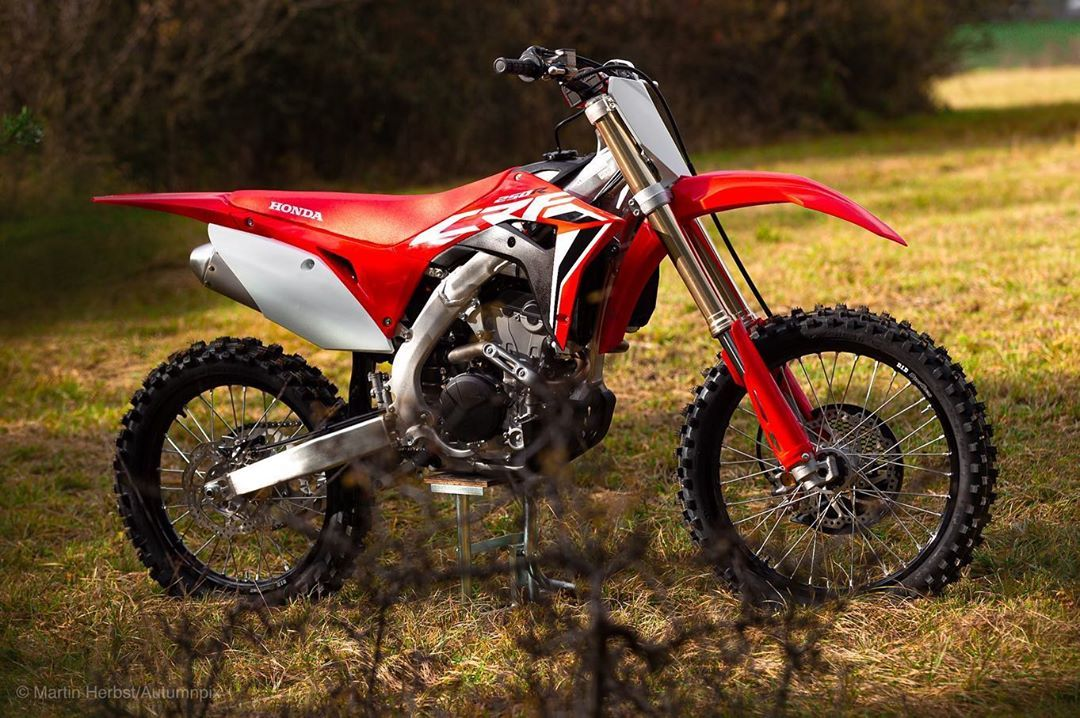 Honda Crf 250r 2020 Honda Motocross Exercise