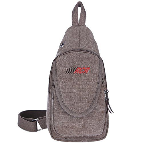 RICHARD CHILDRESS RACING Womens Canvas Cross Body BagShoulder BagMessenger Bag Brown -- Details can be found by clicking on the image.(This is an Amazon affiliate link and I receive a commission for the sales)