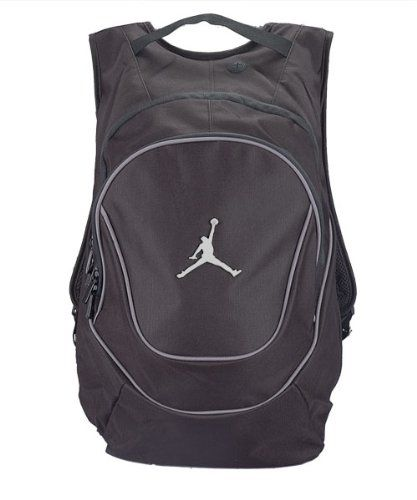 d46e56247d Nike Air Jordan Jumpman Black BookBag BackPack 9A1118804 Size OS    You can  get additional details at the image link.