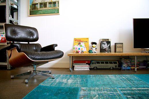 eames lounge chair roos en mies, roos & mies, interieur, concept ...