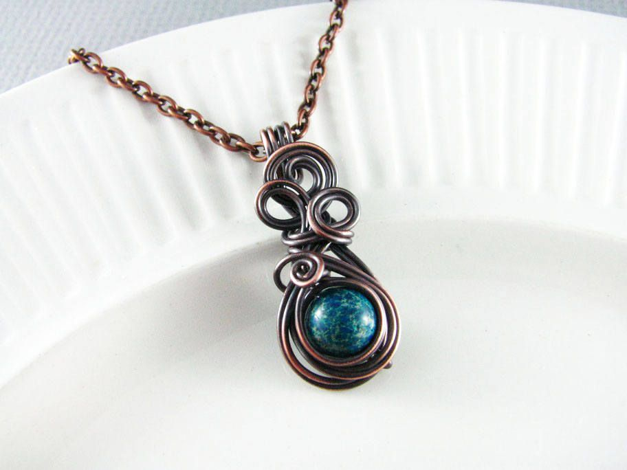 Pin by Amy Screws on diy stuff   Pinterest   Wire wrapped jewelry ...