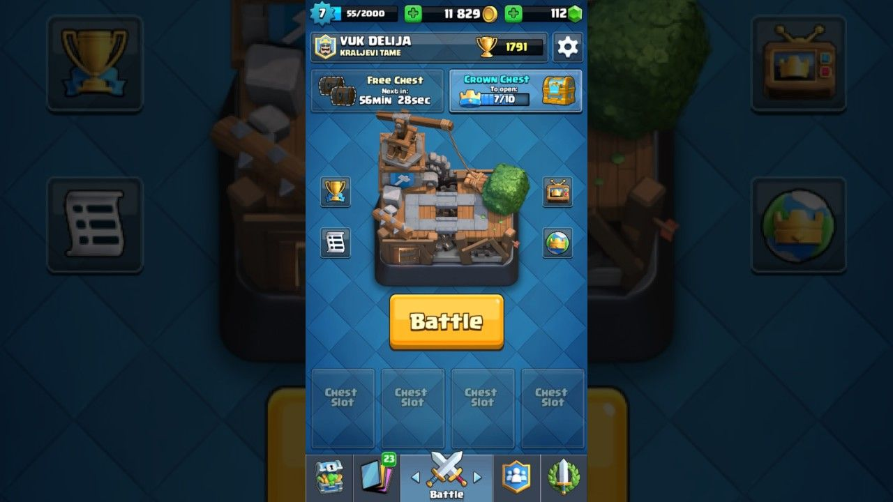 Clash Royale Hack Add Unlimited Gems And Gold 1 Minute No Root