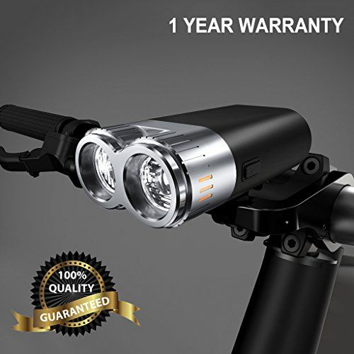 Highpowered Led Rechargeable Bike Front Light Greenclick Best