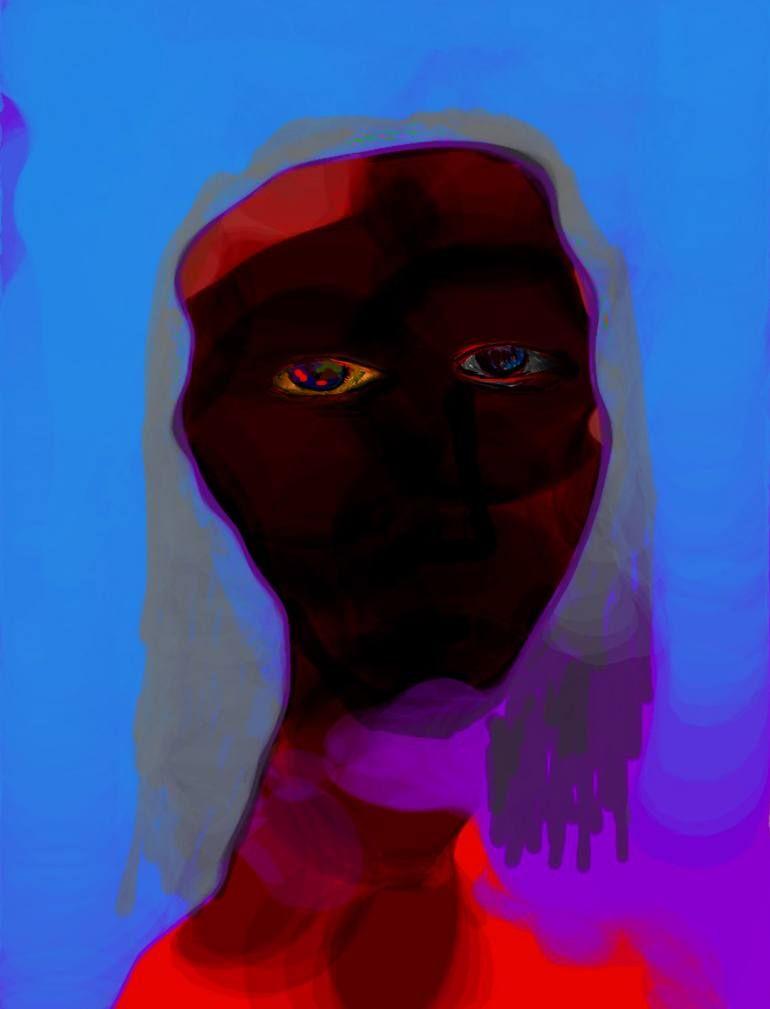"Saatchi Art Artist Douglas Thomson; New Media, ""Illusion of Beauty - Limited Edition #6 of 25"" #art"