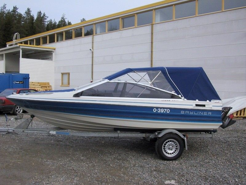 1989 bayliner Capri manual
