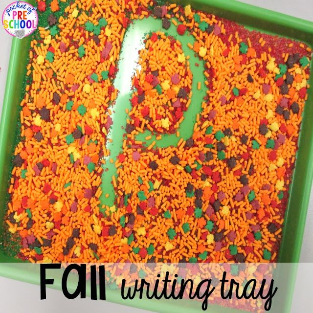 14++ Pre k crafts for fall info