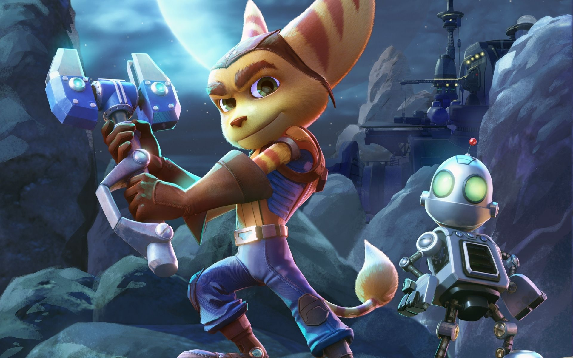 10 Best Ratchet And Clank Movie Wallpaper Full Hd 1080p For Pc Desktop Video Game Movies Movie Wallpapers Ratchet