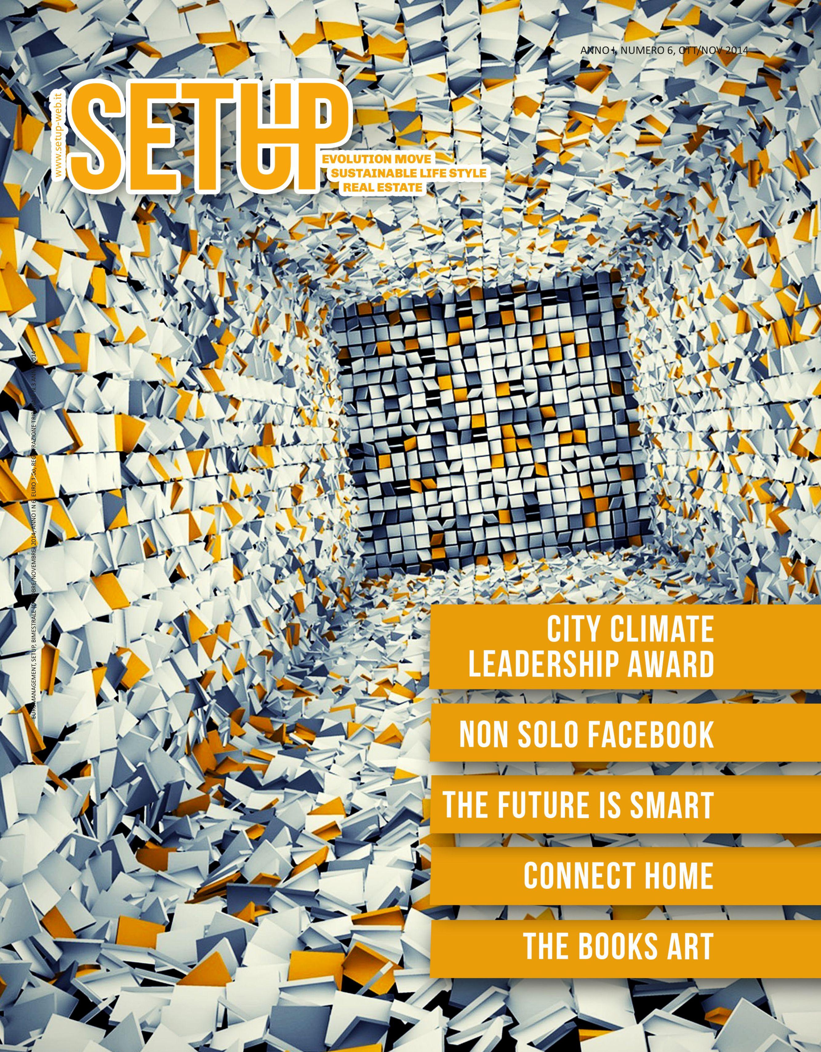 Setup N°6 - Cover
