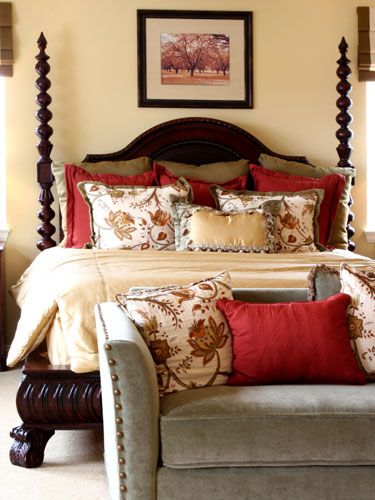 76 bedroom ideas and decor inspiration - Master Bedroom Decorating