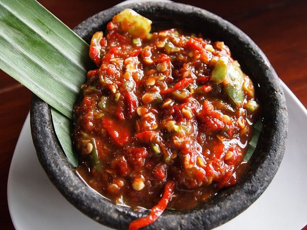 Masakan Sambal Cobek Ikan Mas Masakan Resep Masakan Indonesia Memasak