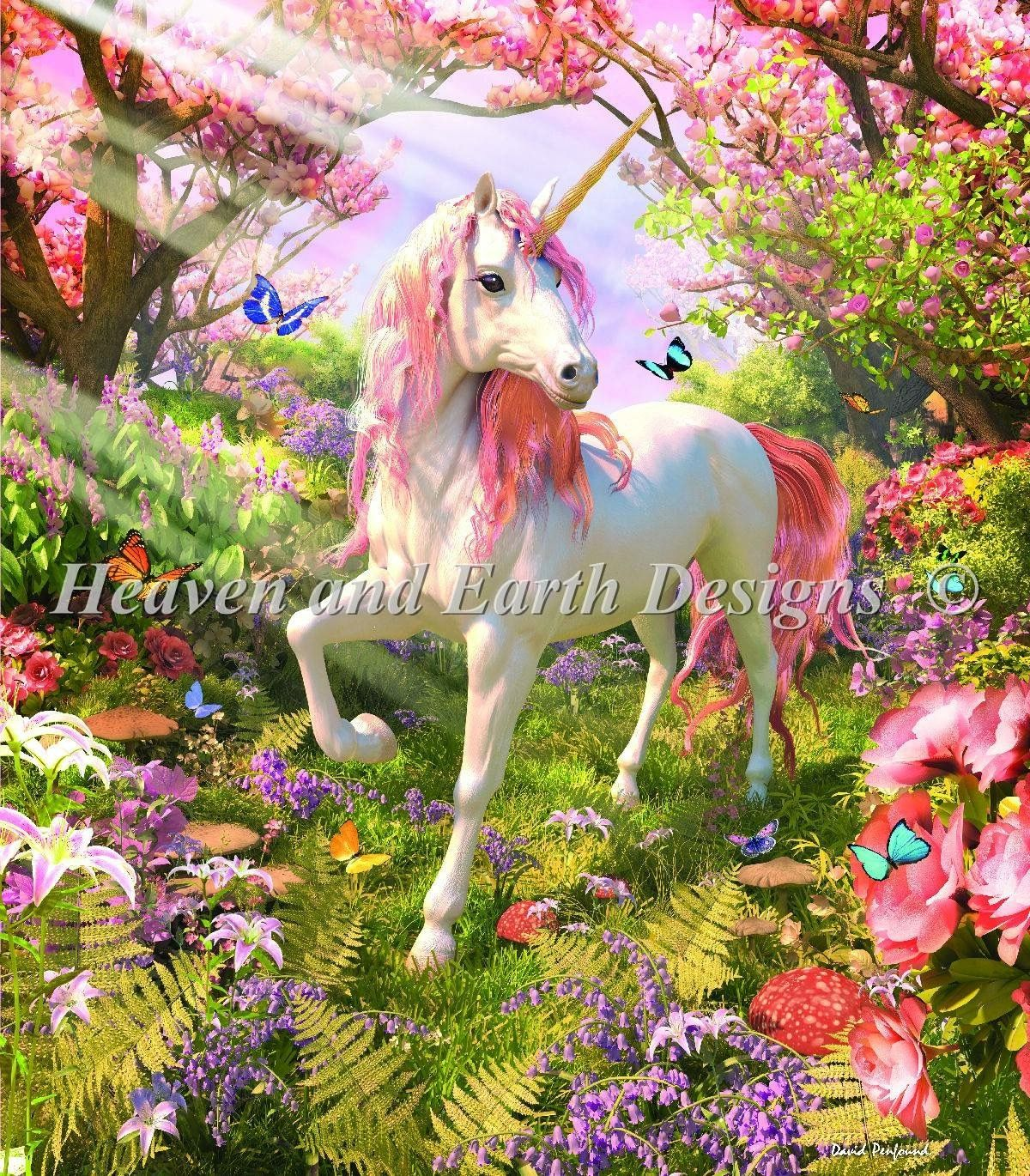 "David Penfound ""Unicorn Spring"""