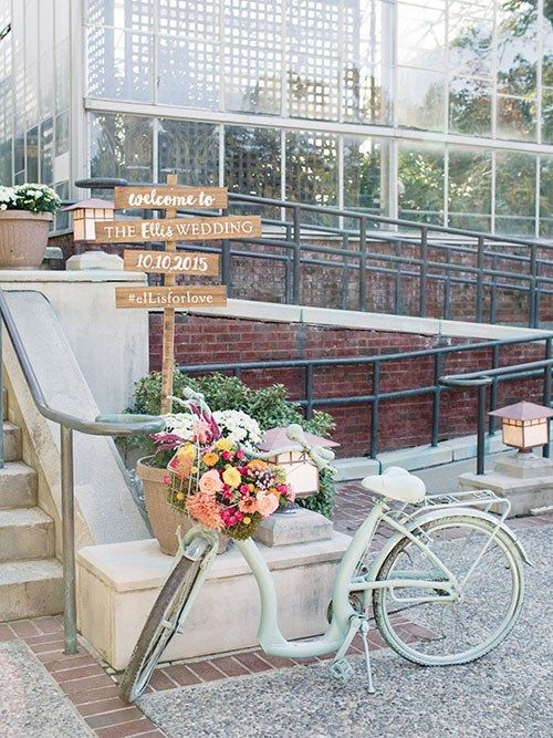 Philadelphia Wedding At The Fairmount Park Horticulture Center Greenhouse Photos