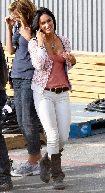 Megan Fox Killed Early In Transformers Megan Fox