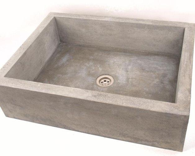 Waschbecken Aus Beton Ub3 Waschbecken Badewannen Badezimmer