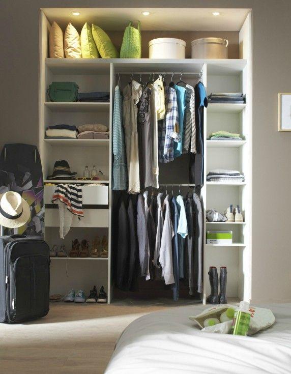 dressing leroy merlin avec clairage int gr lorsque l. Black Bedroom Furniture Sets. Home Design Ideas